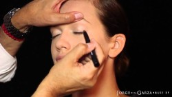 Jorge de la Garza make up Sabadell