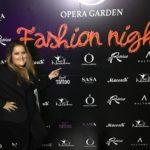 Fashion night Opera Garden