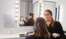 Maquilladora para rodaje en Sabadell