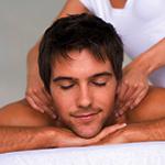Regalo masaje relajante