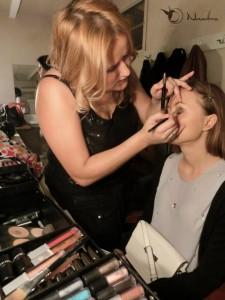 Maquillaje de Anastasia Sench