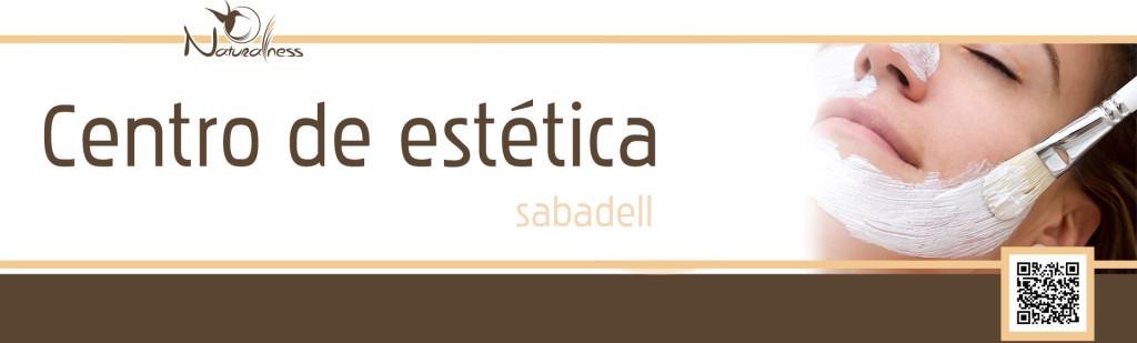 Centro de estetica en Sabadell