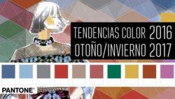 Tendencias color 2016-2017