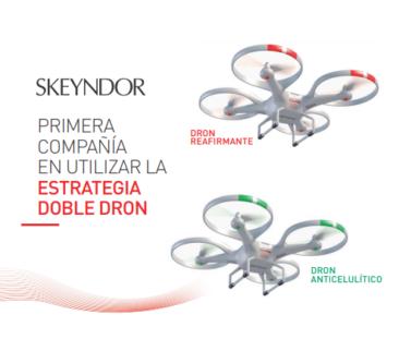 Tratamiento reductor Slim Drone